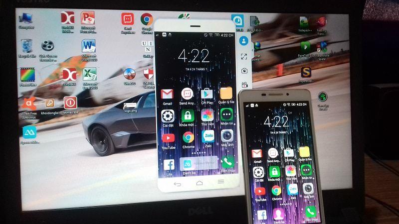 Hình ảnh Hq4LHRY của Tải ApowerMirror: Phản chiếu hình ảnh từ điện thoại lên máy tính tại HieuMobile