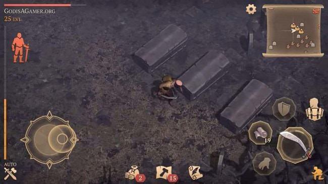 Hình ảnh I3yLl1o của Tải game Grim Soul: Dark Fantasy Survival tại HieuMobile