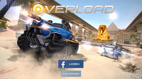 Hình ảnh I826qbz của Tải game Overload - Moba phong cách đua xe bắn súng tại HieuMobile
