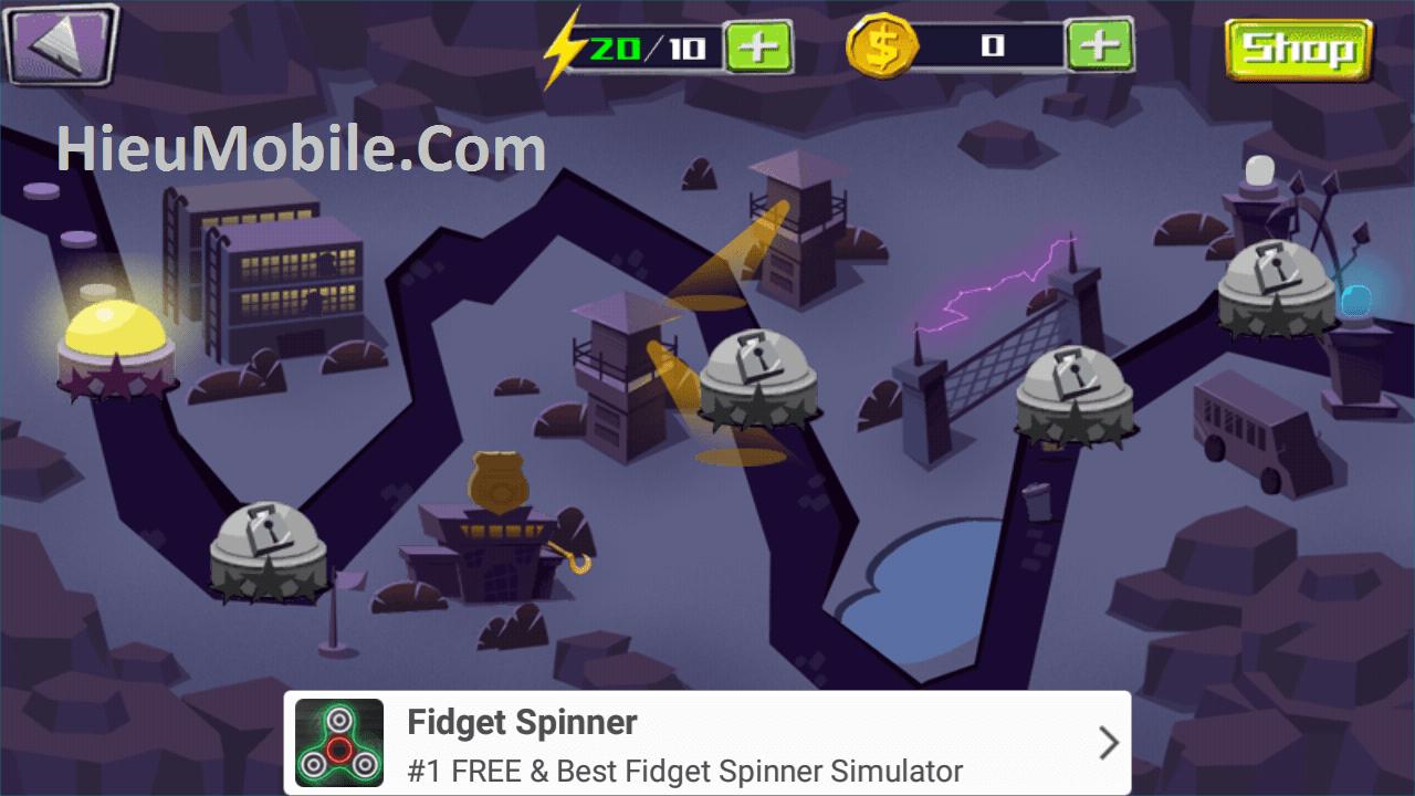 Hình ảnh IIZim3r của Tải game Vượt Ngục - Break the Prison và hướng dẫn đáp án tại HieuMobile
