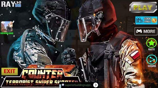 Hình ảnh IkZjIl6 của Tải game Counter Terrorist Sniper Shoot - Tay súng chống khủng bố tại HieuMobile