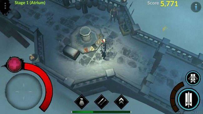 Hình ảnh IqfdCk0 của Tải game HERETIC GODS - Chặt chém kinh điển cực hay tại HieuMobile