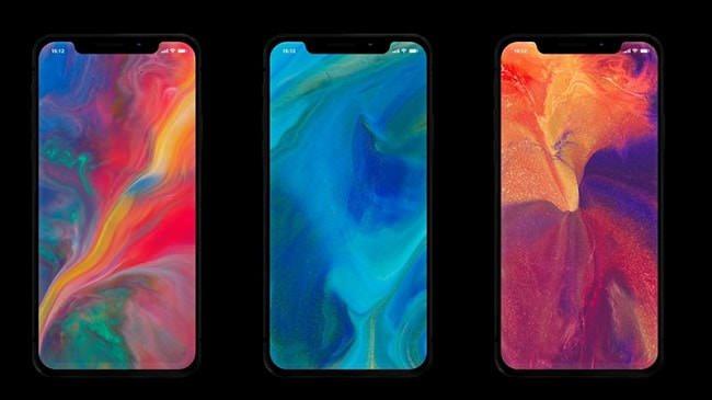 Hình ảnh IrBed6b của Mẹo lấy hình nền động trên iPhone X dùng cho iPhone khác tại HieuMobile