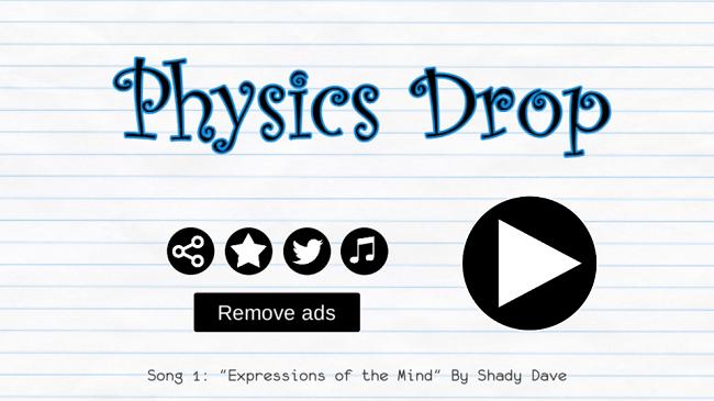 Hình ảnh IzN2hNP của Tải game Physics Drop - Cây bút diệu kì tại HieuMobile