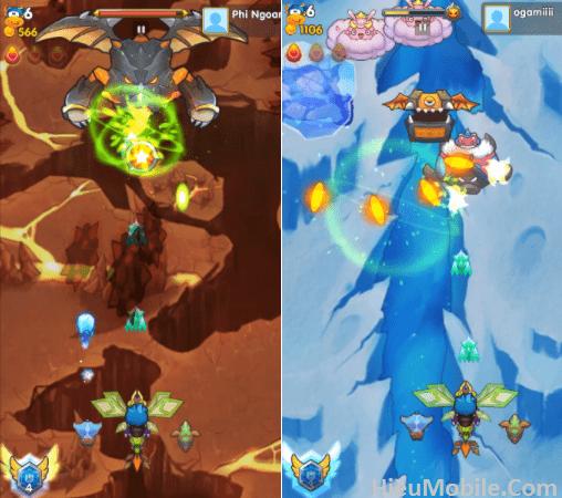 Hình ảnh JCt85BK của Lộ hình ảnh gameplay Phi Đội Mobile trước ngày ra mắt chính thức tại HieuMobile