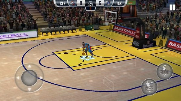 Hình ảnh JNwj0G6 của Tải game Fanatical Basketball - Bóng Rổ cuồng nhiệt tại HieuMobile