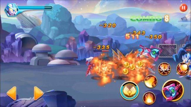 Hình ảnh JQpD04V của Tải game Superhero Robot - Siêu nhân người máy tại HieuMobile