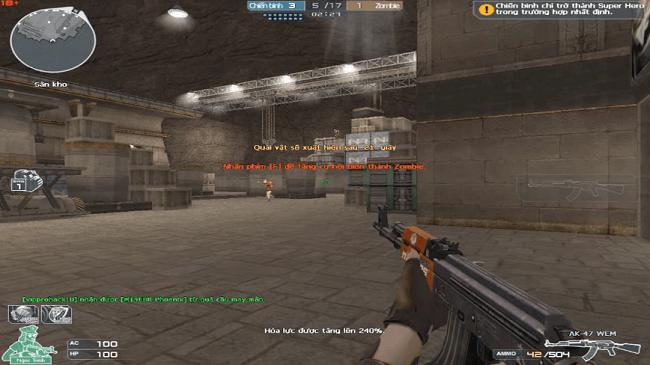 Hình ảnh JbslDsW của Hướng dẫn mua full đạn cho mọi loại súng trong game Đột Kích tại HieuMobile