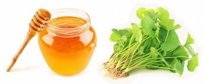Hỗn hợp chanh – mật ong trị sẹo rỗ hiệu quả.