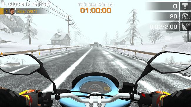 Hình ảnh Jt1u07r của Tải game Racing Fever: Moto - Đua moto 3D rực lửa tại HieuMobile