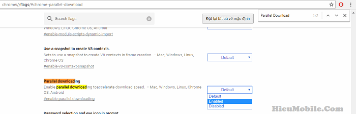 Hình ảnh JxTSYXd của Cách tăng tốc độ tải về cho Chrome bằng Parallel Download tại HieuMobile