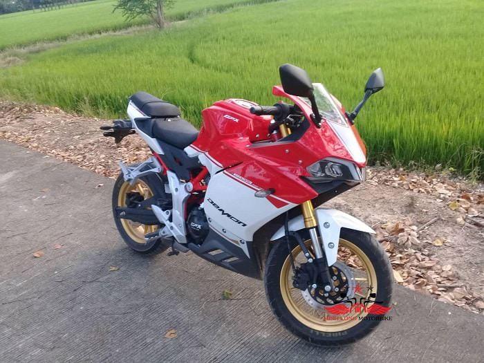 Hình ảnh JzX7z4t của GPX Demon 150 chính thức mở bán tại Việt Nam với giá siêu cạnh tranh tại HieuMobile