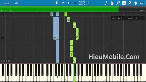 Hình ảnh K4xLVlf của Tải Synthesia - Ứng dụng chơi Piano trên điện thoại tại HieuMobile