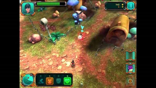 Hình ảnh KWqxUzE của Tải game Slugterra: Dark Waters - Game bắn súng phiêu lưu đỉnh cao tại HieuMobile