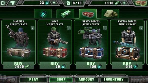 Hình ảnh KkngbDR của Tải game Alien Shooter Mobile - Phiên bản dành cho điện thoại tại HieuMobile