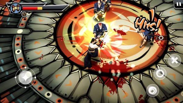 Hình ảnh Klgrnna của Tải game Lãng khách lạc trôi - Samurai đánh nhau tại HieuMobile