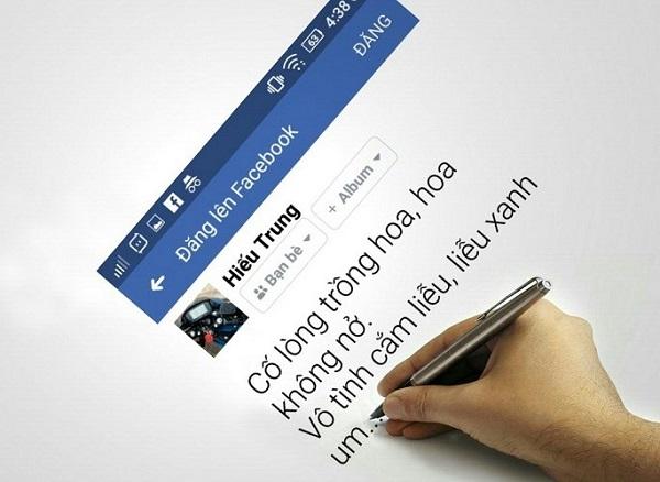 Hình ảnh KuGfubw của Hướng dẫn ghép ảnh viết tay trạng thái Facebook bằng Picsart tại HieuMobile