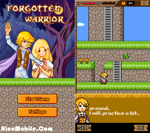 Hình ảnh L3JZLCv của Tải game Forgotten Warrior - Hoàng tử cứu công chúa tại HieuMobile