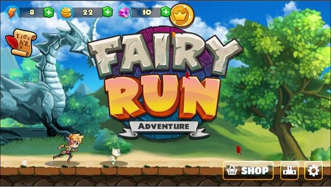 Tải game Fairy Run – Treasure Hunt game chạy Việt Nam