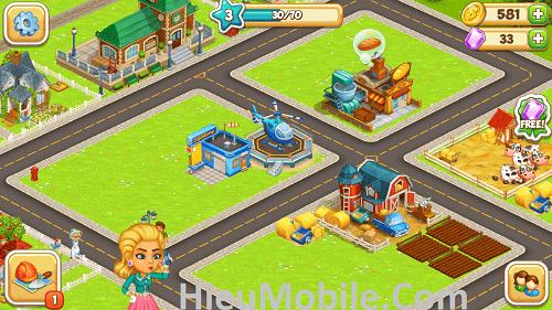 Hình ảnh LFefXrr của Tải game Cartoon City 2: Farm to Town - Thị trấn nông trại tại HieuMobile