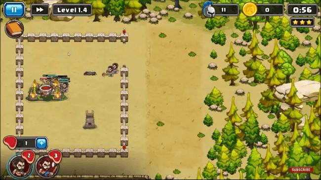 Hình ảnh LV8Gocn của Tải game Immortal Legion - Đế Chế La Mã tại HieuMobile