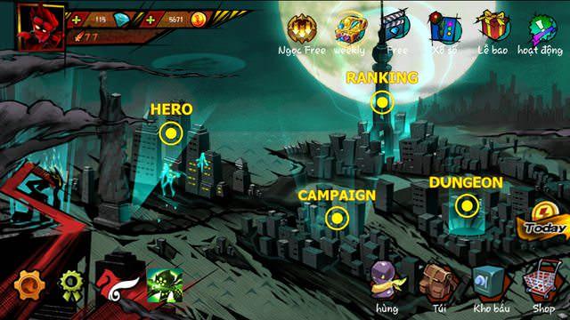 Hình ảnh LiClqeY 1 của Tải game Zombie Avengers: (Dreamsky) Stickman tại HieuMobile