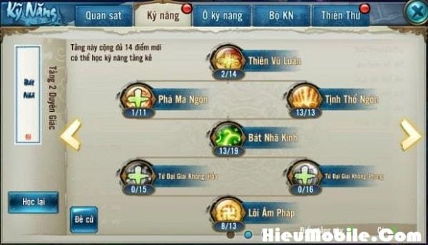 Hình ảnh M1nm9Nv 1 của Cách tăng kỹ năng Thiên Âm Tự hiệu quả game Tru Tiên 3D Mobile tại HieuMobile