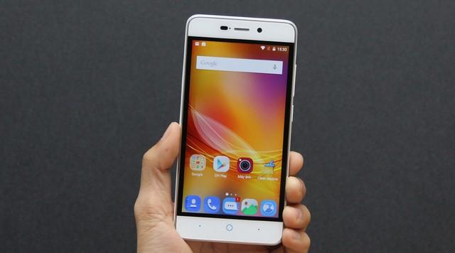 Điện thoại Android chơi game ZTE Blade D2 dưới 3tr
