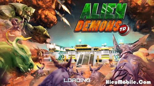 Hình ảnh MVJR2TN của Tải game Alien Demons TD - Phòng thủ quái vật không gian tại HieuMobile