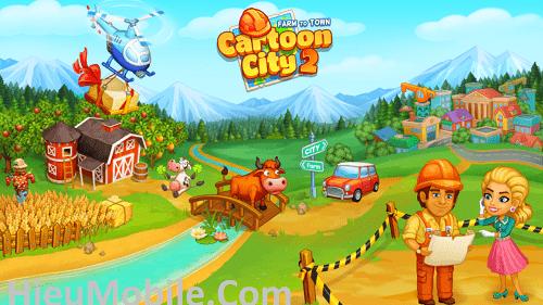 Hình ảnh Md32jbc của Tải game Cartoon City 2: Farm to Town - Thị trấn nông trại tại HieuMobile