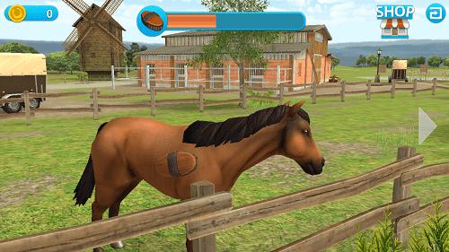 Hình ảnh Mh9gBiV của Tải game HorseWorld: Show Jumping - Chăm sóc huấn luyện ngựa đua tại HieuMobile