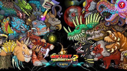 Hình ảnh N68ohr3 của Tải game Mutant Fighting Cup 2 - Đấu trường quái thú tại HieuMobile