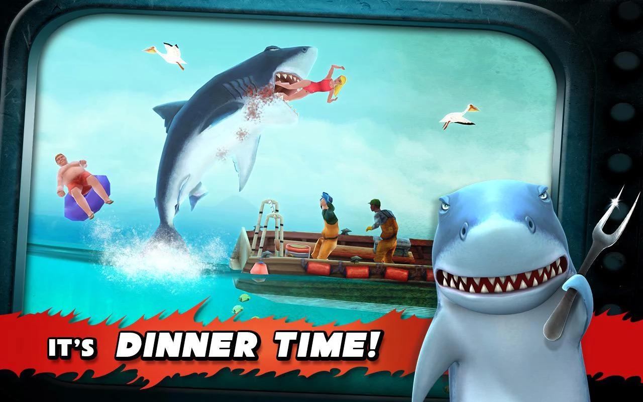 Cá mập săn mồi
