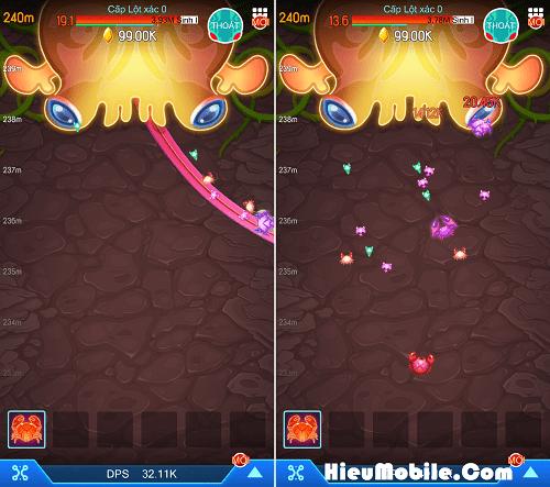 Hình ảnh NBYzTUU của Tải game Crab War - Cua Chiến Tranh tại HieuMobile