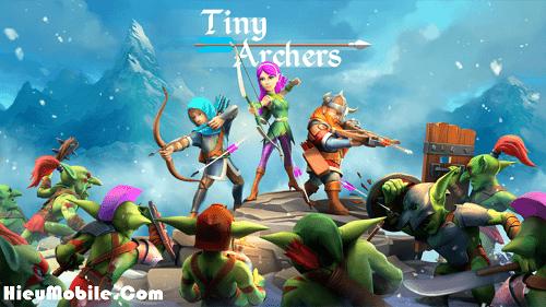 Hình ảnh NEqH87T của Tải game Tiny Archers - Bắn cung diệt quỷ dữ tại HieuMobile