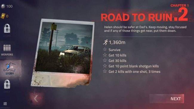 Hình ảnh NW5uOBL của Tải game Into the Dead 2 - Game bắn súng Zombie đỉnh cao tại HieuMobile
