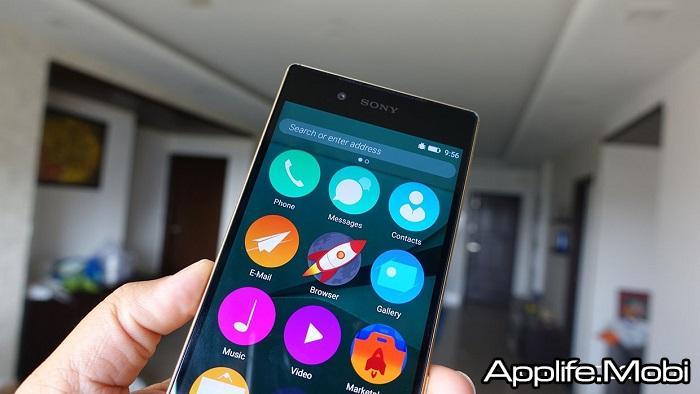 Hướng dẫn tải và cài đặt Firefox OS 2.5 cho điện thoại Android