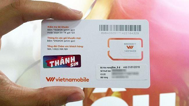 Thánh SIM - loại SIM chuyên dùng để truy cập internet giá siêu rẻ không hạn chế được nhiều người dùng di động ưa thích