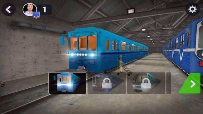 Hình ảnh Nqbx707 của Tải game Subway Simulator 3D - Mô phỏng lái tàu điện ngầm tại HieuMobile