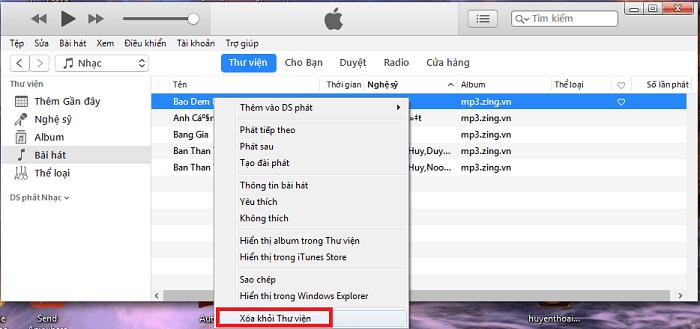 Hình ảnh Nx3KFj1 của Hướng dẫn chi tiết xóa một hoặc nhiều bản nhạc trong iTunes tại HieuMobile