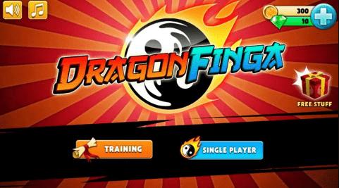 Hình ảnh trong game Dragon Finga - Lý Tiểu Long đánh võ 2017 tại HieuMobile