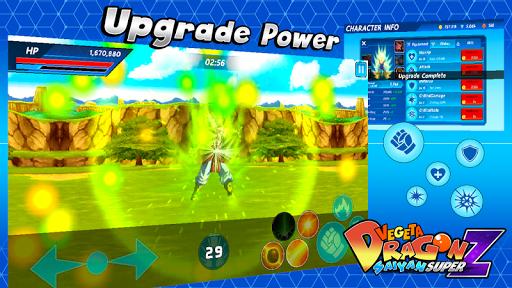 Hình ảnh O71nF2d của Tải game Vegeta Dragon Saiyan Super Z – Vegeta tìm ngọc rồng tại HieuMobile