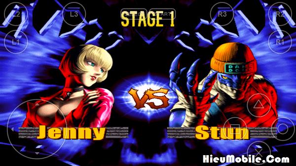 Hình ảnh OGn3q6C của Tải game Bloody Roar 2 - Đấu trường thú cổ điển tại HieuMobile