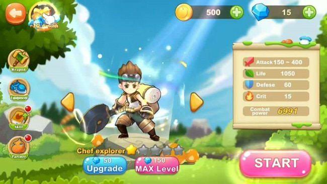 Hình ảnh OH9AtDh của Tải game King Battle: Fighting Hero Legend - Huyền thoại anh hùng tại HieuMobile