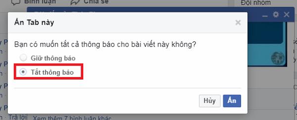 Hình ảnh OL3a91T của Cách tắt bảng thông báo khi có người bình luận trên Facebook tại HieuMobile