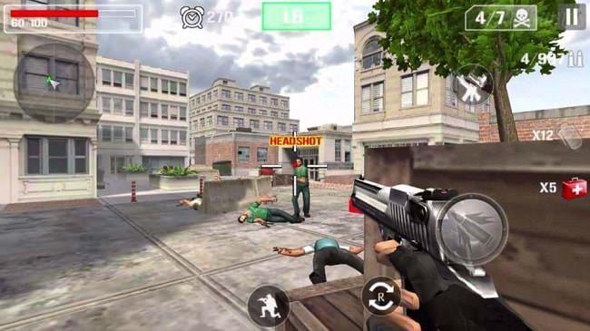 Hình ảnh OeHH3Ts của Tải game Counter Terrorist Sniper Shoot - Tay súng chống khủng bố tại HieuMobile