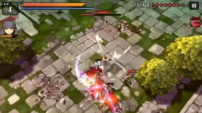 Hình ảnh P1FvHKa của Tải game The Undead King of Swords - Kiếm sĩ trung cổ tại HieuMobile