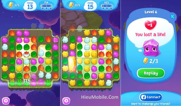 Hình ảnh P1iz1HM của Tải game Sky Charms - Xếp giọt nước nhiều màu sắc tại HieuMobile