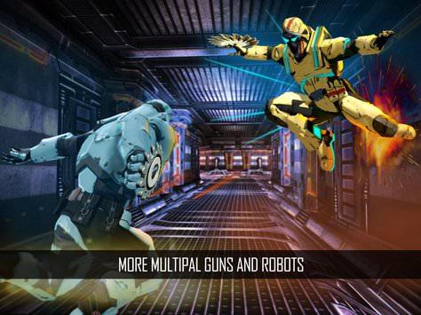 Hình ảnh P5SnVAz của Tải game Reborn Robot Legacy - Robot bắn súng viễn tưởng tại HieuMobile