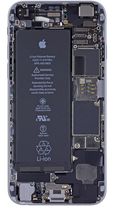 Hình ảnh P7vqwVB của Chia sẻ hình nền iPhone trong suốt nhìn xuyên thấu linh kiện máy cực đẹp tại HieuMobile